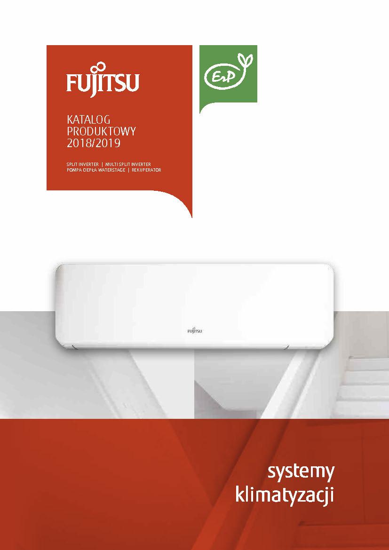 Katalog Fujitsu 2018