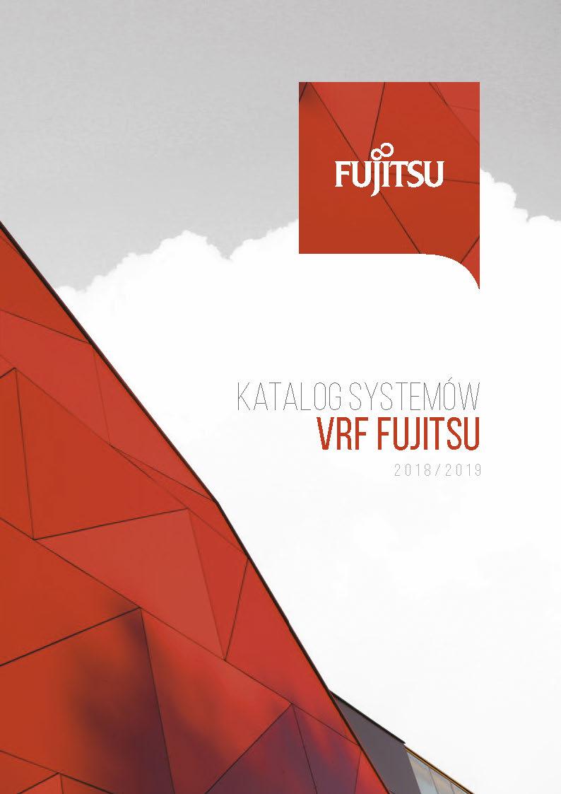 Katalog Fujitsu VRF 2018